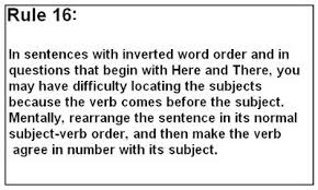 intensive english grammar lesson 35 inverted word order