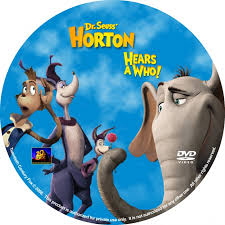 horton hears 2008 r1 cartoon dvd cd label dvd cover