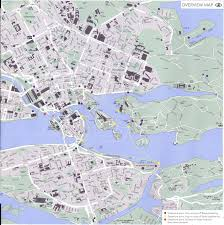 Map Of Italy And Croatia by Maps Of Stockholm Detailed Map Of Stockholm In English Maps Of