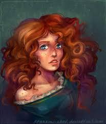 brave princess merida sparrow chan deviantart