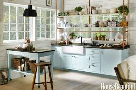 Kitchen Storage Ideas For Small Kitchens Www Housebeautiful Com Room Decorating Kitchens G3