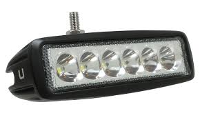 6 foot led light bar heavy duty led work ls and exterior lighting by vsm