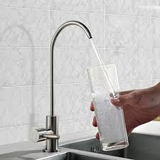 Water Filter Faucet Stainless Steel Vccucine Best Modern Stainless Steel Brushed Nickel Single Handle