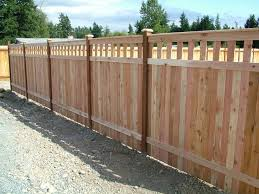 Cheap Fences For Backyard Best 25 Wood Fences Ideas On Pinterest Wooden Fence Backyard