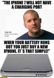 Iphone User Meme - apple iphone 7 launch battle between android and ios users