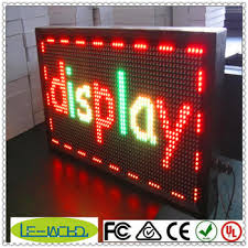 concert stage display outdoor digital led countdown clock 17