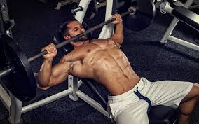 Starting Weight Bench Press 10 Week Chest Size U0026 Bench Press Strength Workout Muscle U0026 Strength