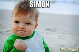 Simon Meme - simon meme success kid original 63503 memeshappen