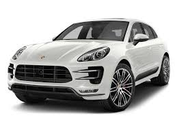 porsche macan turbo white pre owned inventory in edison new jersey