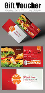 fast food gift cards food gift voucher gift vouchers food gifts and print templates