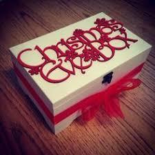 personalised christmas eve box christmas eve box christmas eve