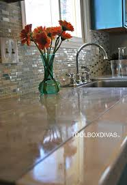 Granite Tile Kitchen Countertops by Marble Countertop Hack How To Tile Over Laminate Countertop