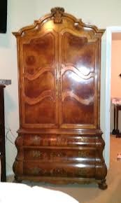 Antique Bedroom Furniture Beautiful 5 Pc Henredon Bedroom Set For Sale Antiques Com