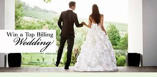 top stores to register for wedding win a top billing wedding worth r500 000