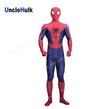 online buy wholesale amazing spiderman zentai costume from china