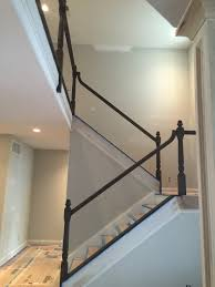 Staining Banister Building Northcutt Home Building Our Dream Home U2026 Page 2
