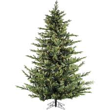 national tree company 7 ft kingswood fir pencil artificial