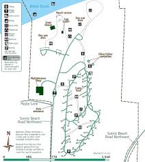 Glacial Drumlin Trail Map Map Of Washington State Parks Also State Road Map Washington State
