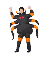 spider inflatable halloween costume costumes