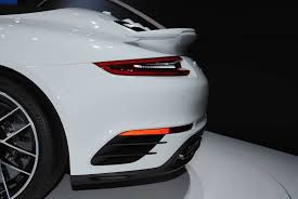 porsche 911 concept cars detroit 2016 porsche 911 turbo and turbo s gtspirit