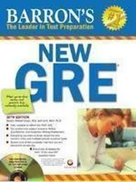 barron u0026apos s new gre the leader in test preparation 2013 with