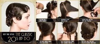 20shair tutorial classic 20 s up do 20s hair greatgatsby r o a r i n