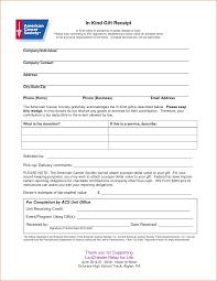 4 donation receipt template printable form uk 653 vawebs