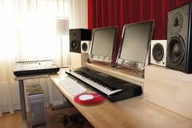 Home Studio Desk by Gearslutz Pro Audio Community Dutch Home Studio Refurbish