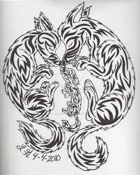 tribal wolf family by aiko ookami on deviantart