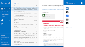how to add email accounts to mail in windows 8 1