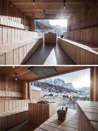 Ceiling Window by Noa Gave Italian Hotel Tofana A Modern And Fun Update Contemporist