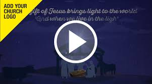 the light of christmas welcome video download church media