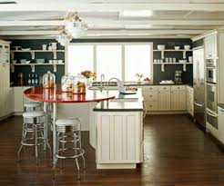 retro kitchen island original and extravagant ideas for retro kitchen fresh design pedia