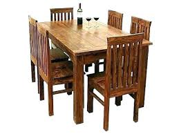 mission dining room table mission dining chairs rustic bungalow mission style dining table