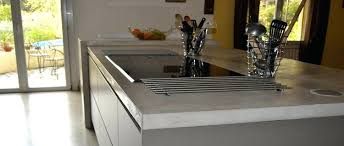 plan de travail cuisine en zinc refaire plan de travail cuisine plan travail en la cuisine cool