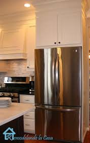 Kitchen Cabinets Refrigerator Surround by 125 Best Studeley Kitchen Images On Pinterest Kitchen Ideas