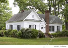 residential architecture old siding farm house stock picture