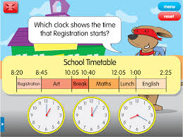 troublesome time table a year 5 time resource for interactive