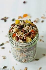 fruit and nut trail mix new york city thanksgiving memories