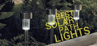 Best Solar Landscape Lights Best Solar Driveway Walkway And Path Lights Ledwatcher