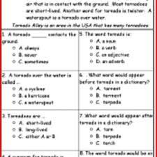 worksheets for 3rd grade reading worksheets