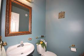 Paint Colors For Powder Room Full Of Great Ideas My Love For Chocolate Inspired Our Powder
