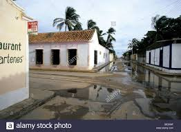 simple houses road with simple houses colonial style adicora peninsula de