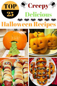 top 25 creepy delicious halloween recipes zoomzee org