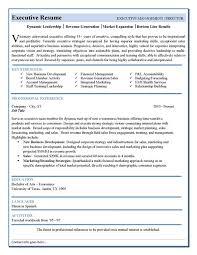 plain decoration best executive resume format wondrous ideas sales