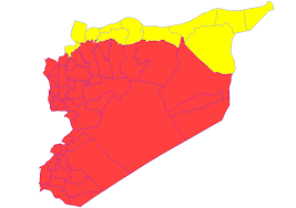 Map Of Syria by Image Map Of Syria After Treaty Of Aleppo Png Future Fandom