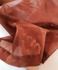 Red Scarf Valance Warm Home Designs Orange Rust Window Scarf Valance Sheer Rust