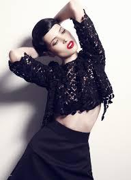 hanaa ben abdesslem fashion model profile on new york magazine hanaa ben abdesslem for harper s bazaar turkey april 2013 fab