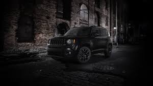 renegade jeep black 2016 jeep renegade dawn of justice edition