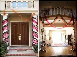 Engagement Party Decoration Ideas Home Small Details For An At Home Party Indian Engagement Ceremony